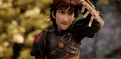 Hiccup, Saddles and Toothless on Pinterest