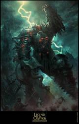 The messenger from the underworld V2