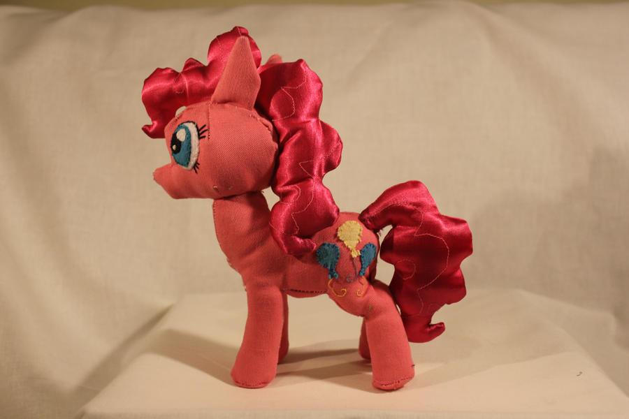 Pinkie Pie Plush by TheRedBandit