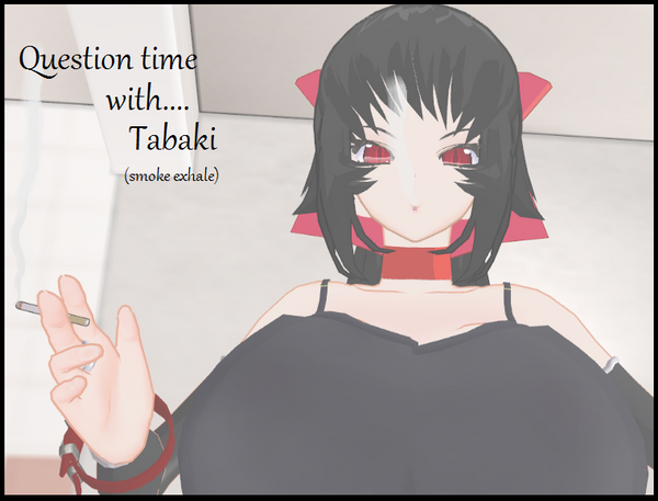 Question time with.... Tabaki 2 by WorldofSolgamia
