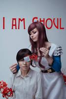 Tokyo Ghoul - Kamishiro Rize by pechenka123
