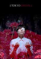 Tokyo Ghoul -  Kaneki Ken by pechenka123