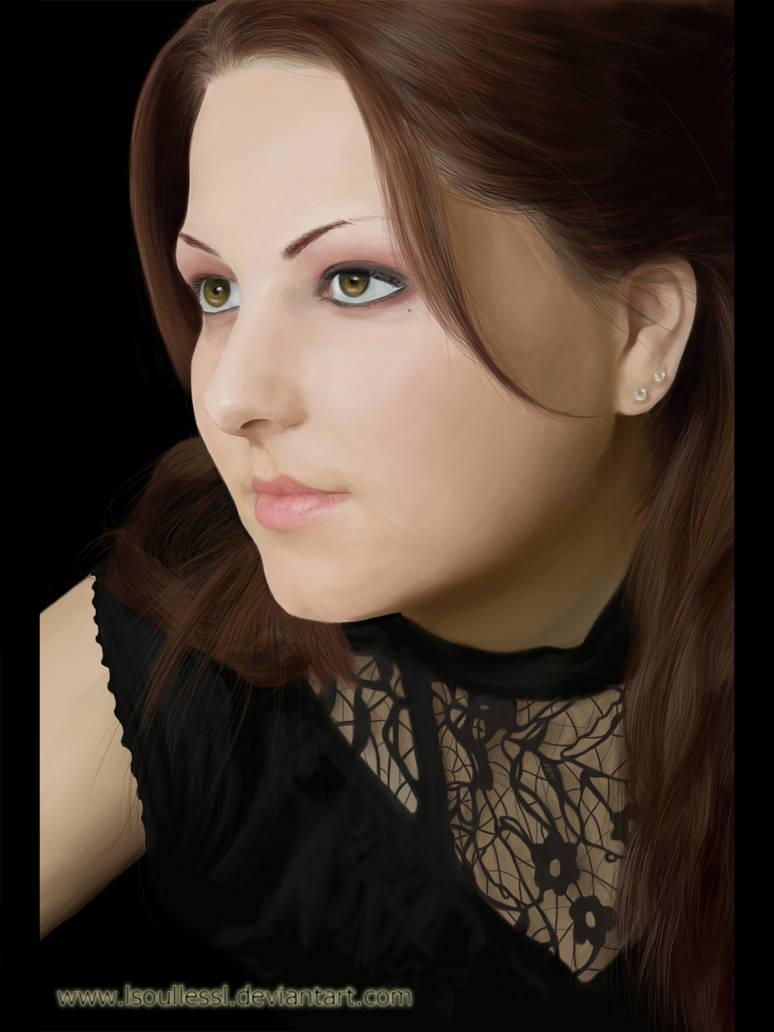 Portrait n.3 - Ksenka