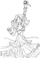 Princess Michiru by Suryakami