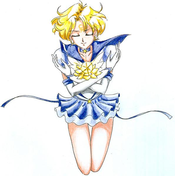 Eternal Sailor Neptune Manga Eternal Sailor Uranus ...