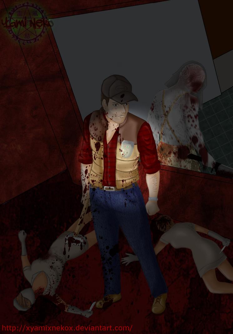 Silent Hill Origins by XYamiXNekoX