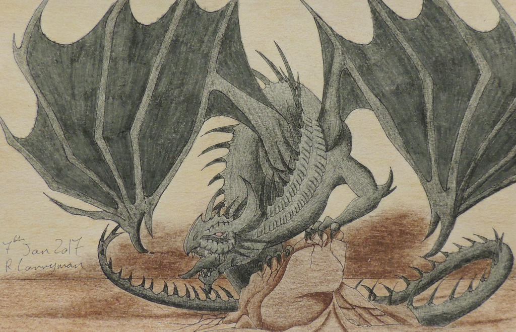 dragon of emotionanger by animemusicdragons on deviantart
