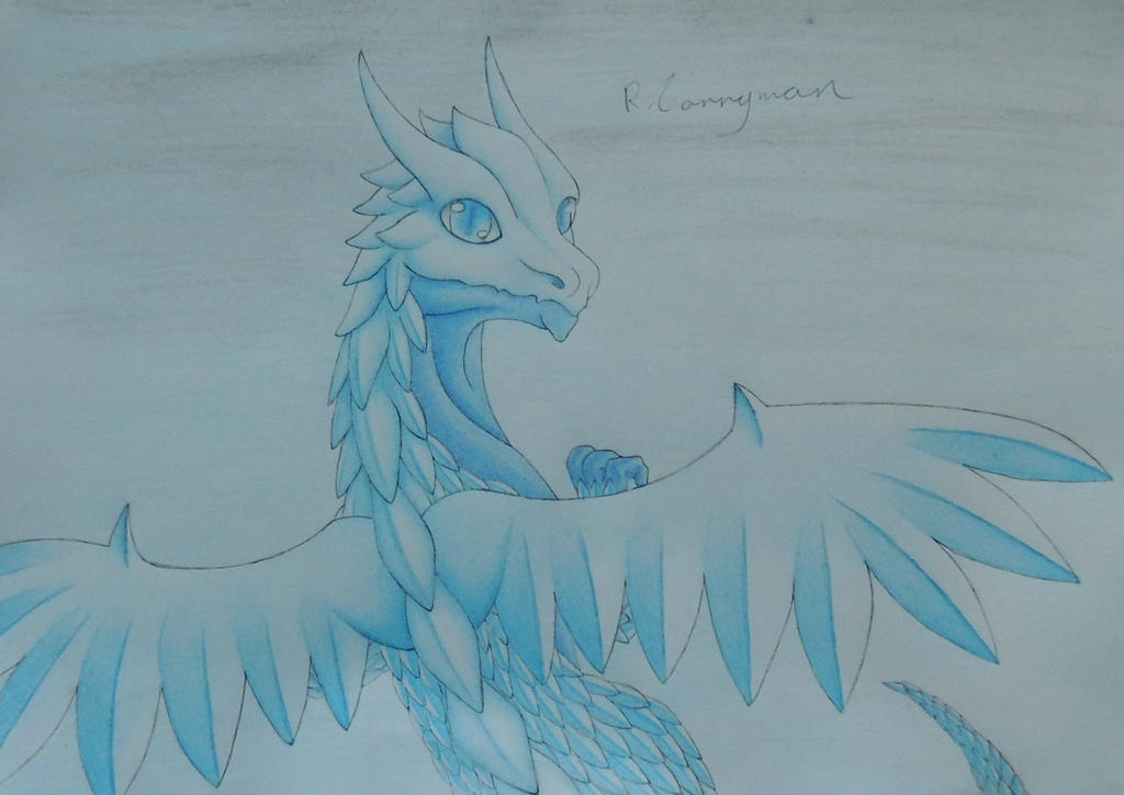 Blue Dragon Anime: Little Blue Dragon By Anime-Music-Dragons On DeviantArt