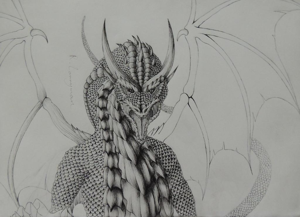 Line Art Dragon : Dragon lineart by anime music dragons on deviantart