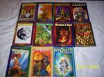 My ElfQuest Books 3 by Huntermoon
