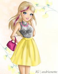 Miraculous Season 2 Doll design Chloe