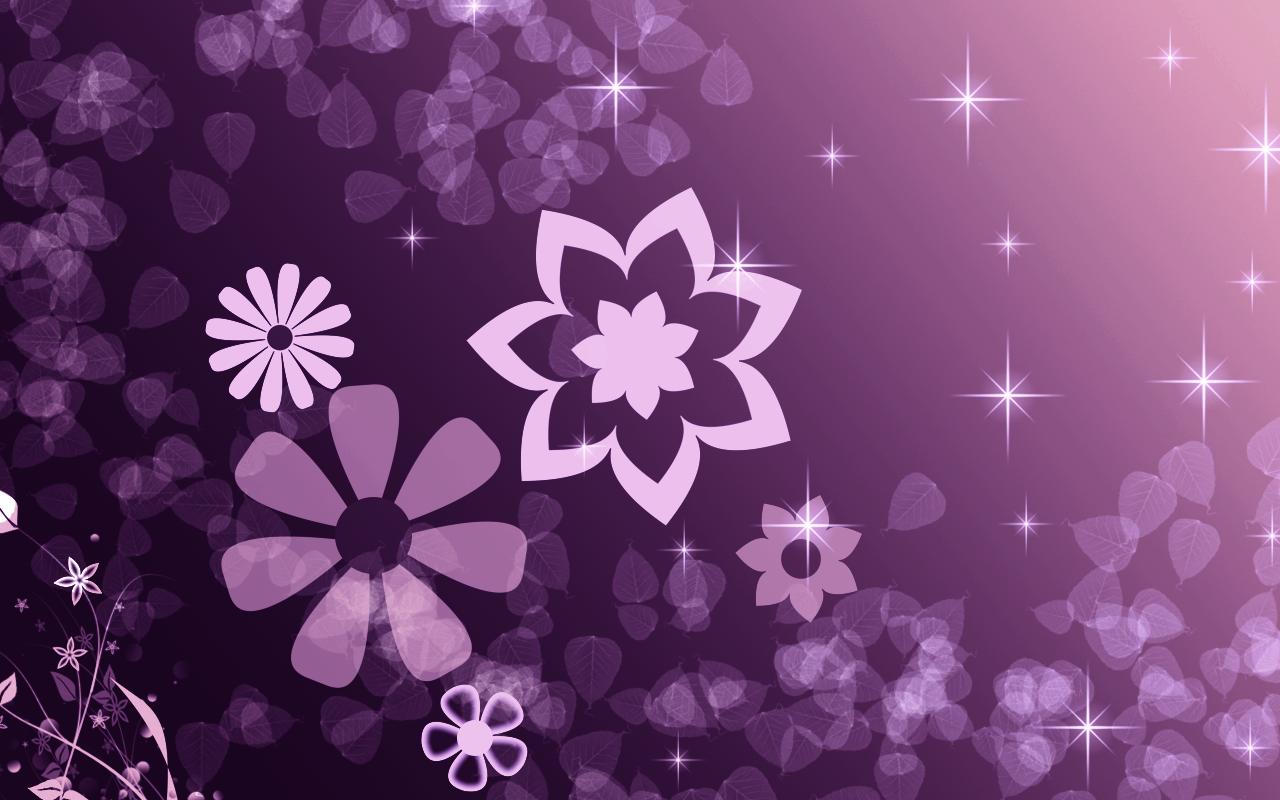 Purple Star -Wallpaper by Joizjoiz on DeviantArt