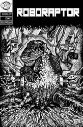 Roboraptor by Kozi