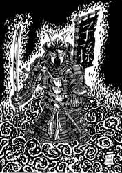 Samurai Spawn by Kozi87