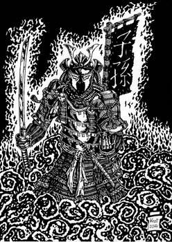 Samurai Spawn