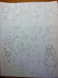 Furry TG by Bamtfartist