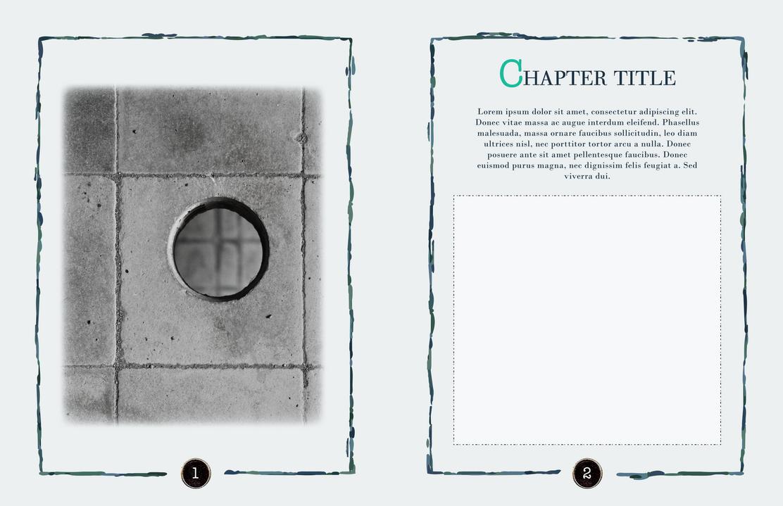 Literature Workbook - Design 03 by Harry-Paraskeva