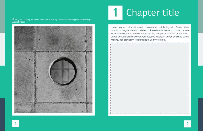 Literature Workbook - Design 02 by Harry-Paraskeva
