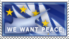 We Want Peace by Harry-Paraskeva