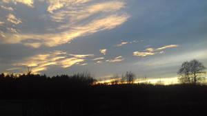 Sunset by EndziaXD