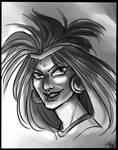 Queen Zeal portrait