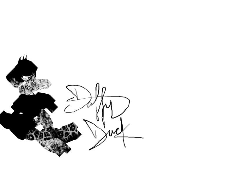 Looney Tune Birds - Daffy Duck (2/4) by Elial