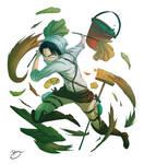 Shingeki no Housecleaning