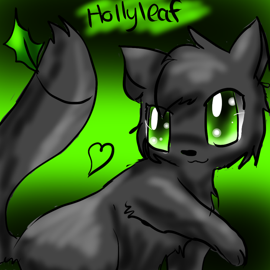 Hollyleaf Spoilers By Kitzophrenic