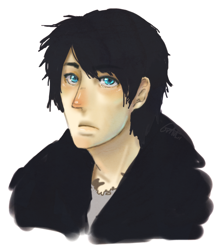 Alec Lightwood by IncubusGrave
