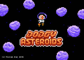 Dodgy Asteroids Game