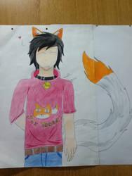 H-hi, I'm Foxy!