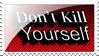 Don't kill yourself by Isa81