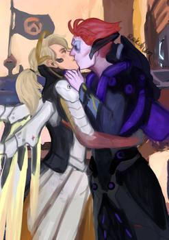 Moira x Mercy