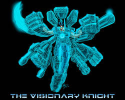 The Visionary Knight by imagesbyalex