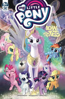 IDW COMICS MLP20-20-coverA-659x1000