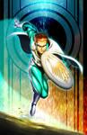 Aquila Hawk by totmoartsstudio