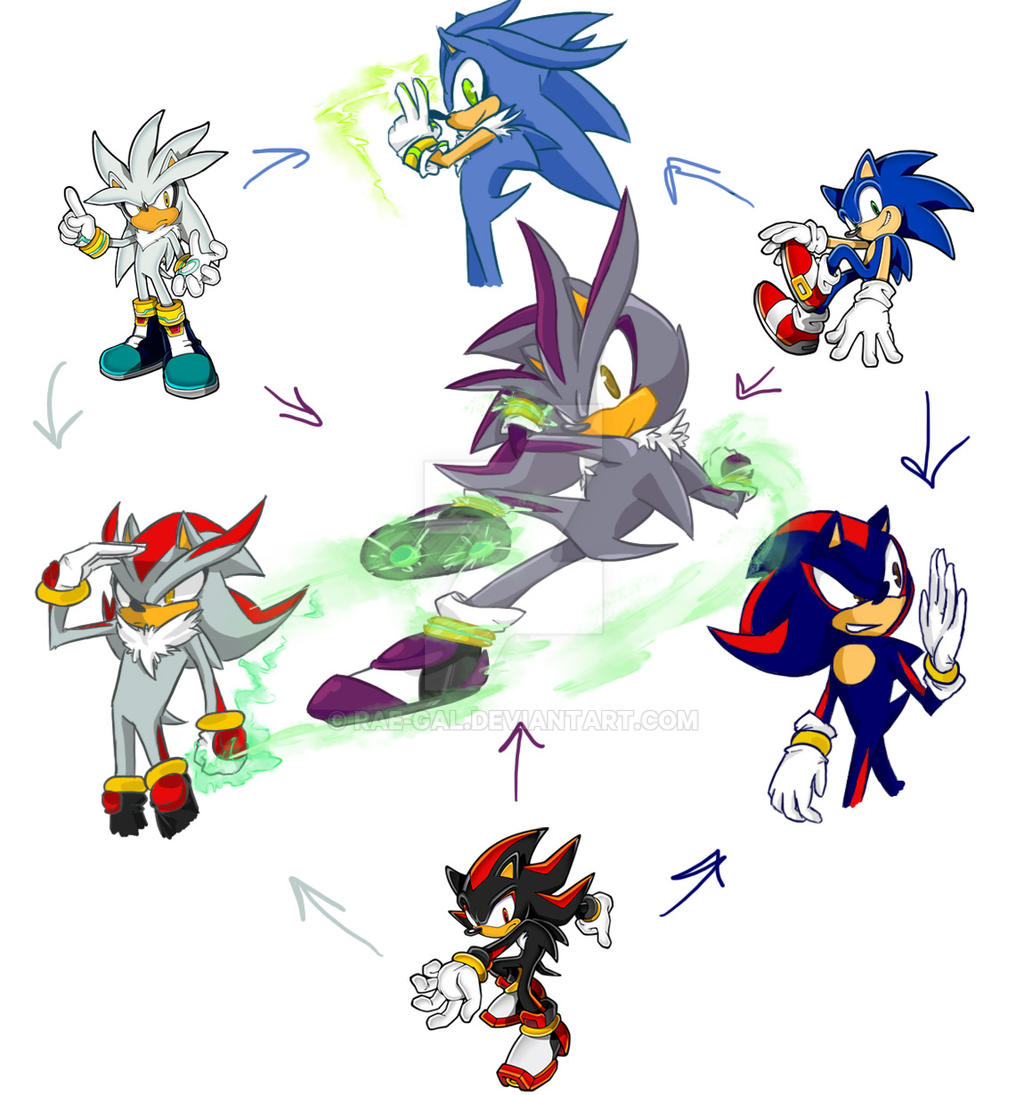 Hexafusion: Heros by rae-gal on DeviantArt