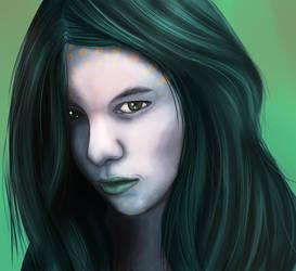 Portrait Mermaid