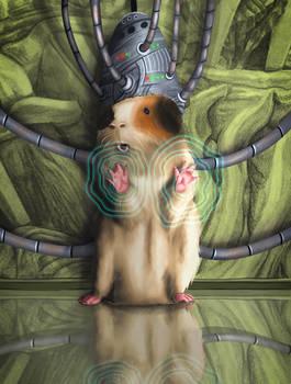 Kibbles Mindcontroll: Go dance!