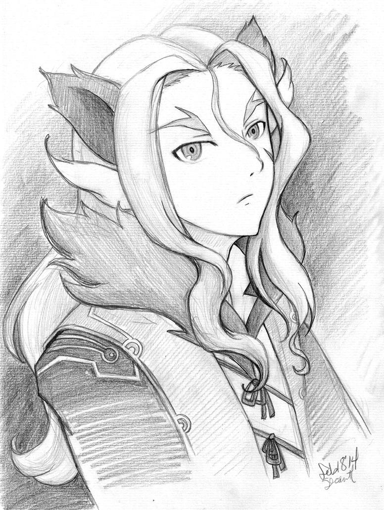 Dylas Sketch RF4 by secant1