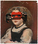 The girl and the viewmaster