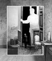 The ghost of Magritte by derkert
