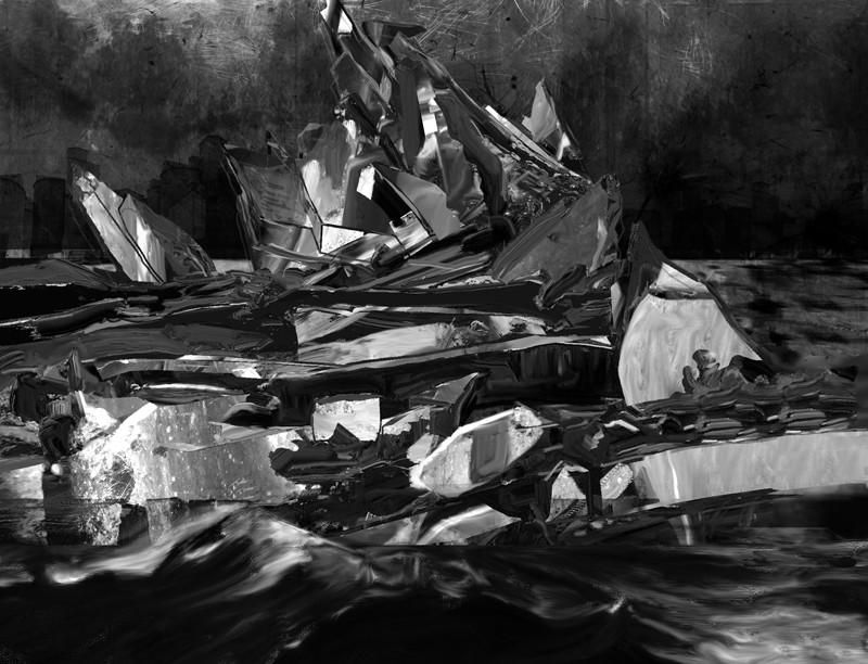 Shipwreck by derkert