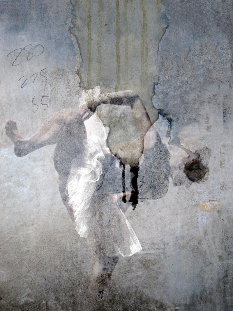 Poster of a dancer by derkert