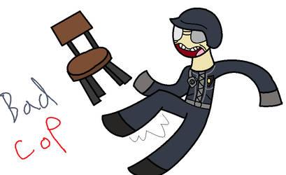 Bad Cop by ajsman