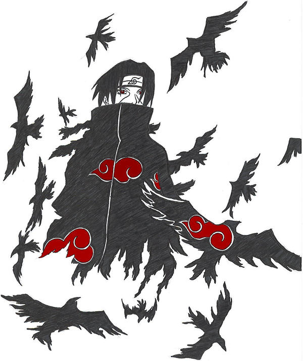 Itachi Fade Away Color By Uchihabloodline On DeviantArt