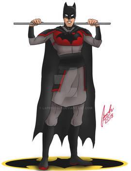 Disney Heroes - Li Shang - Batman
