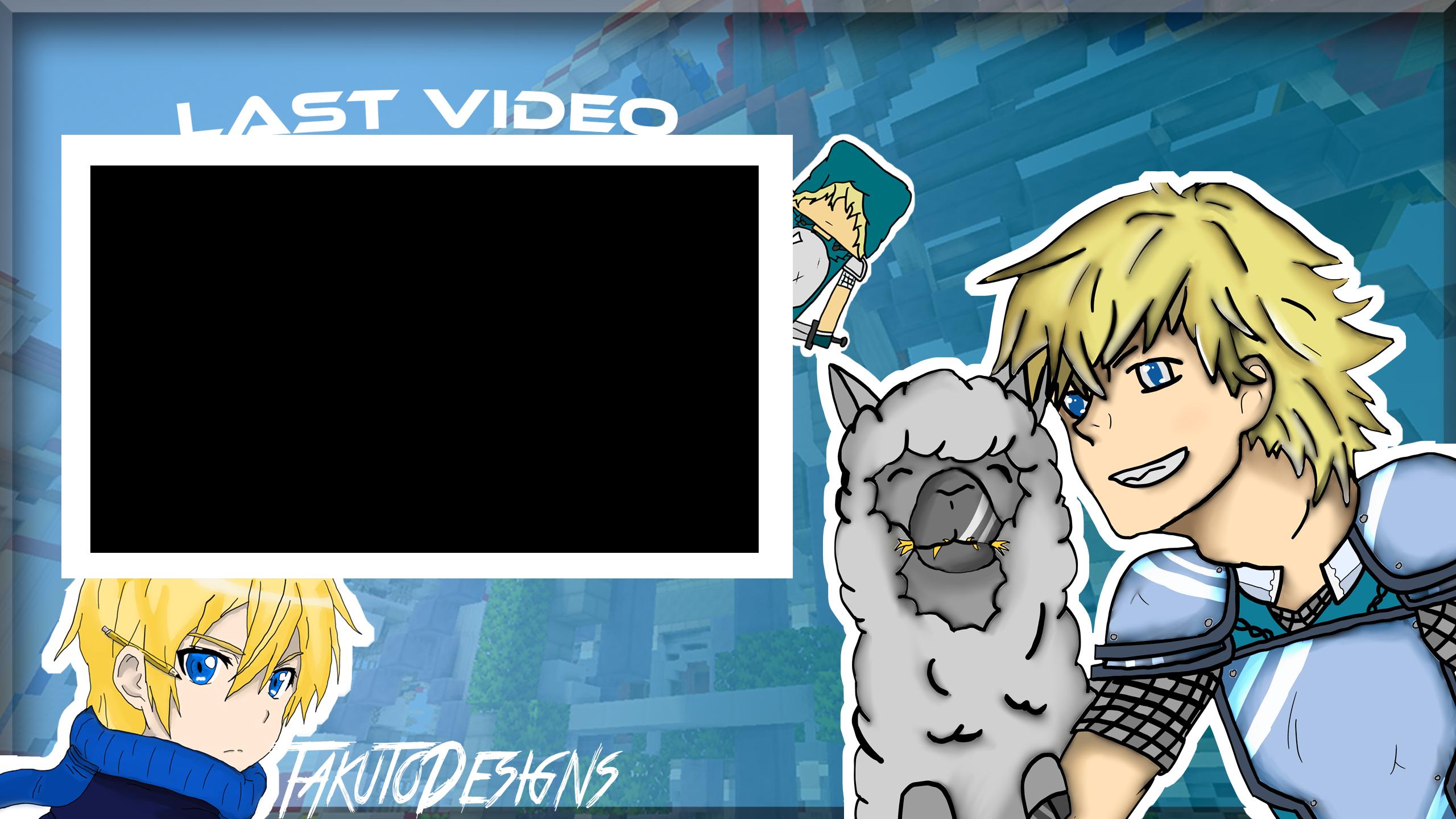 - TakutoDesigns Youtube Outro Revamp -