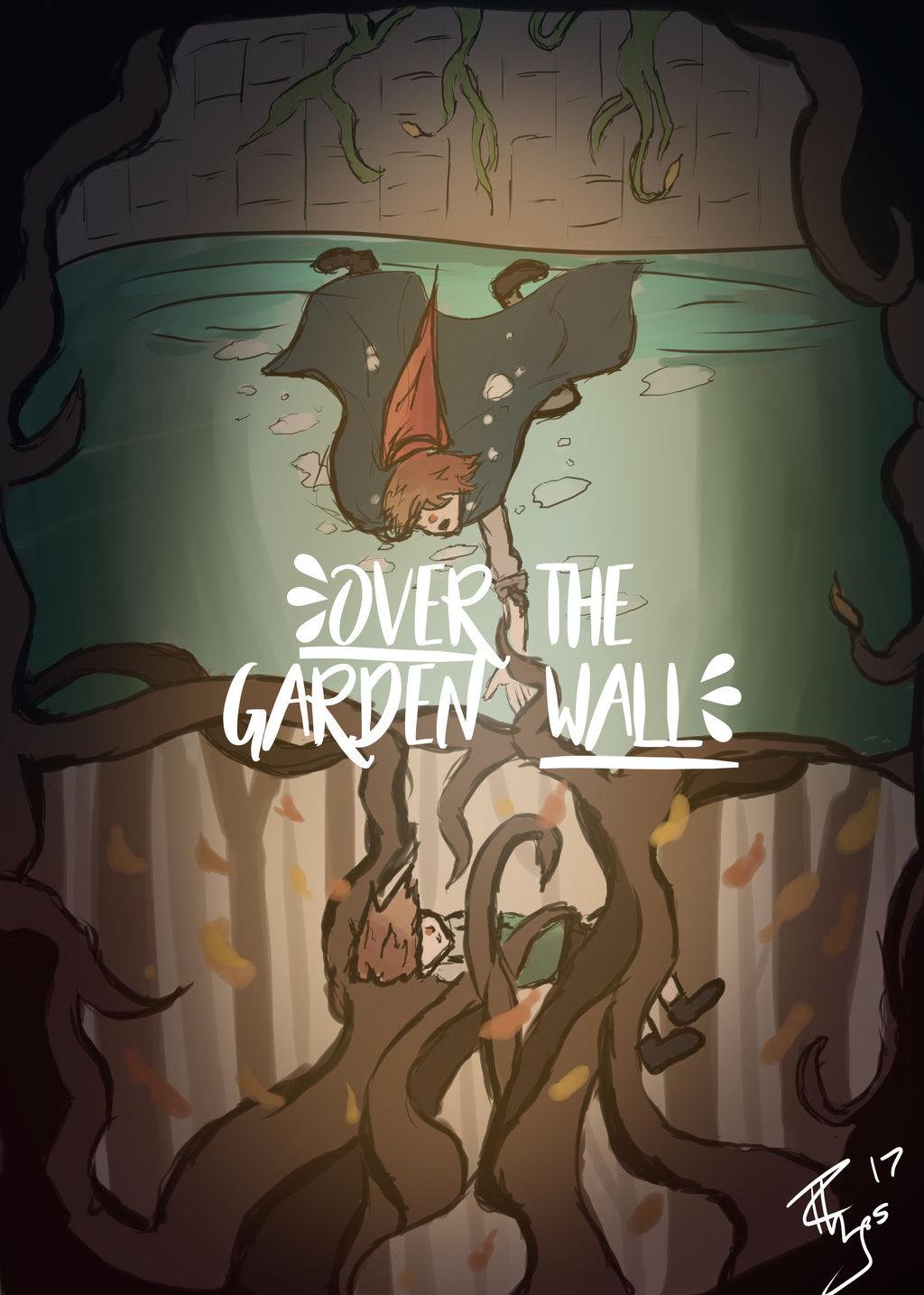 LlamaDraws: Over The Garden Wall   Fan Art