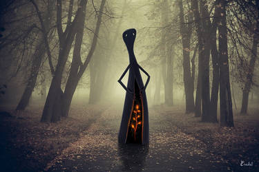 Autumn Ghost by Eredel